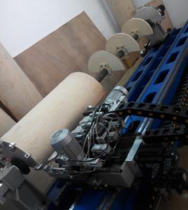 Rotary die board sawing CNC Cutting Machine