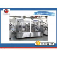 Wholesale Full Automatic 3 In 1 Carbonated Drinks Filling Machine 5.6kw 3000 X 2000 X 2200mm from china suppliers