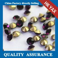 China Colored decorative China gems stones,stones gems for hot selling ,faceted big gems stones factory price on sale