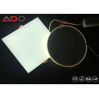 Buy cheap 1320LM PC + Aluminum Slim Recessed LED Panel Light 12W / LED Kitchen Ceiling Lights from wholesalers