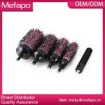 Buy cheap Round Plastic Nylon Brush Detachable Ceramic Ionic Hair Brush from wholesalers