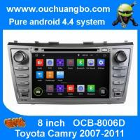 Buy cheap Ouchuangbo Car Radio DVD Player for Toyota Camry 2007-2011 3G Wifi Bluetooth USB Android 4.4 System OCB-8006D from wholesalers