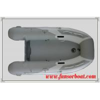 Buy cheap 2 Persons Inflatable Boat with Airmat Floor (Length:2.3m) from wholesalers