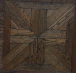 wood parquet floor-brushed oak Manufactures
