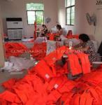 Buy cheap Solas Life Jacket Foam Life Jacket Marine Life Saving Life Jacket from wholesalers