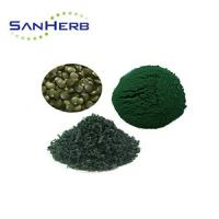 Buy cheap Pure 60% Protein Natural Plant Extract , Fine Organic Spirulina Powder from wholesalers
