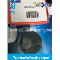 China LBBR 30-2LS Linear Ball Bearings , Round Linear Bearings With Nylon Cage on sale