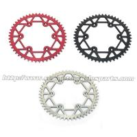 Buy cheap Self Cleaning Dirt Bike Sprockets 520 Motorcycle Chain Sprocket Honda CR CRF 125 250 from wholesalers