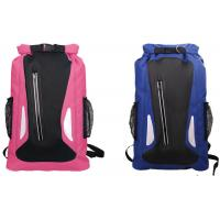 Buy cheap Water Resistant Dry Sack Backpack Camping, Custom Printing Dry Packs For Canoeing from wholesalers