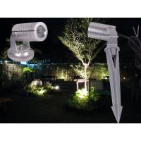 Color Changing 3W Outdoor LED Garden Lights 3IN1 LED Garden Lights With Spike Base Manufactures