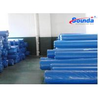 Wholesale HDPE High Density Polyethylene Truck Tarpaulins , 220g/sqm Transparent Tarpaulin Material from china suppliers
