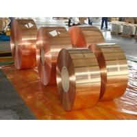 Wholesale Bright Surface Copper Foil Roll Annealed Conductivity Copper Foil Tape from china suppliers