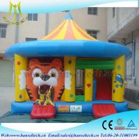 Buy cheap Hansel top quality tiger china inflatable bouncy castle sport game from wholesalers