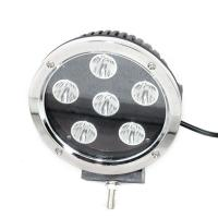 Buy cheap 4x4 12V 24V 7inch Auto LED Work Light LED Tractor Working Lights 60w led trailer light from wholesalers