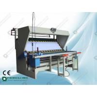 Buy cheap Equipped two Expanding roller Checking and Winding Machine for Fabrics from wholesalers