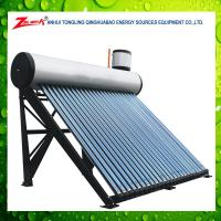 Buy cheap evacuated tube solar water heater from wholesalers