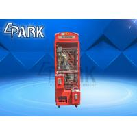 Buy cheap Double Claws Crane Machine coin pusher game claw vending machine from wholesalers
