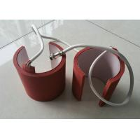 Buy cheap 350W , 220 - 240V Silicone Rubber Heater , Silicone Heater Pad , Silicone Rubber Mug from wholesalers