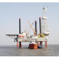 Buy cheap Jack-up Drilling platform for working depth 50m from wholesalers