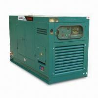 Buy cheap Industrial 24kW Silent Generator Set with Deutz Engine, TFW Brushless Alternator from wholesalers