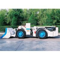 Wholesale WJ 2M3 Diesel Underground LHD Loader For Small Scale Rock Excavation Operations from china suppliers