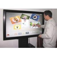 Buy cheap 65 / 70 Inch LED Interactive Multi Touch Smart Board For Audio Visual Display System from wholesalers