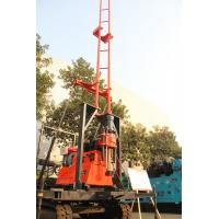 Buy cheap Diesel Engine Blast Rock Hole Crawler Rock Drill Foundation Construction Machine from wholesalers