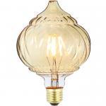Buy cheap Pumpkin Shape Filament Bulb String Lights Bulb E27 Twist Cone Straigh from wholesalers