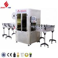 Buy cheap High Precision Shrink Sleeve Labeling Machine / Shrink Wrap Label Machine from wholesalers