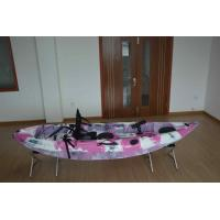 Buy cheap Durable PE Recreational Touring Kayak Multi Purpose  Customized Color  For Sports from wholesalers