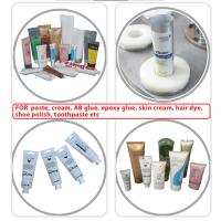 Buy cheap High Speed Facial Cleanser Tube Filling Sealing Machine Semi Automatic from wholesalers