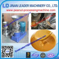 China Peanut butter machine for food excellent peanut butter making machine on sale