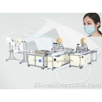 Wholesale Automatic Medical Face mask manufacturing machine from china suppliers