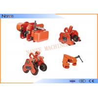 Buy cheap Stable Pressing Alloy 5 Ton Chain Hoist Low Headroom For Stage Hoist from wholesalers