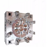 Buy cheap Car Motorcycle Vehicles Wheel Hub Plastic Enclosure Molded Parts Hot Runner Injection Mold from wholesalers