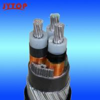 Buy cheap MV Aluminum conductor armored Power Cable from wholesalers