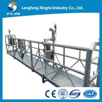Buy cheap Building cradle machinery ZLP630/800 for building cleaning and painting from wholesalers