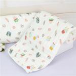 Buy cheap Summer Muslin Baby Blankets Silky Bamboo Sleeping Quilt Zero Formaldehyde from wholesalers