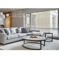 Buy cheap Economical Luxury Living Room Furniture Stainless Steel Coffee Table from wholesalers