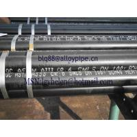 Buy cheap ASTM A213 t9 pipes/alloy pipe/ seamless alloy pipe/ seamless steel pipe from wholesalers