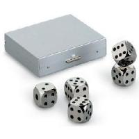 Buy cheap Metal Dice Set (DC100) from wholesalers