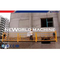 Wholesale Construction Hoist Elevator Temporary suspended platform for High-rise building from china suppliers