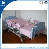 Buy cheap Multi-Purpose Electric Obstetric Delivery Bed / Maternity Bed With Foam Mattress from wholesalers