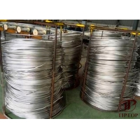 Buy cheap Welded 316L Stainless Steel Coil Tube from wholesalers