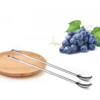 Buy cheap 24 Inch Long Bartender Stirring Spoon , 0.2kg Cocktail Mixing Spoon Easy Clean from wholesalers