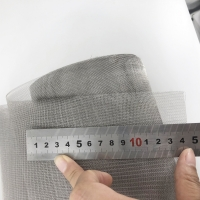 Buy cheap Heat Resistant Woven 0.1m Nichrome Wire Mesh from wholesalers