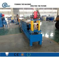 Buy cheap High Speed 8 - 25m/min Roller Shutter Door Machine With Hydraulic Station from wholesalers