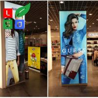Wholesale Tension Fabric Light Box LED Edge Lit Backlit Ligh tbox Fabric from china suppliers