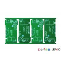 Buy cheap 1-20 Layer Communication PCB Board HASL Surface Treatment 1 OZ Copper Thickness product
