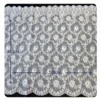 Wholesale AEO FREE  Floral Chantilly 100% Nylon Lace Fabric For All Kinds Of Garment from china suppliers